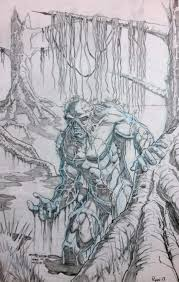 category swamp thing