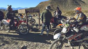 can you ride a motocross bike on the road dirt bikes death valley and the wheelie king of new york the drive