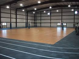 modern sport court cost volleyball design for indoor volleyball
