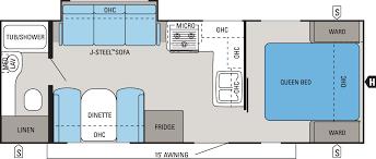 Jayco Caravan Floor Plans 2014 White Hawk Floorplans U0026 Prices Jayco Inc