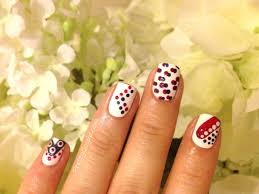4th of july inspired nail art pretty gossip