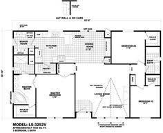 Cavco Floor Plans Floor Plan Cle 5228b Cle Multi Section Durango Homes Built