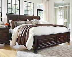 Bedroom Bed Furniture by Porter Ashley Furniture Homestore