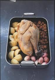comment cuisiner la pintade chapon de pintade au foie gras pommes et châtaignes prima