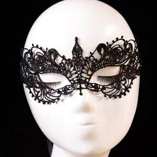 black masquerade masks aliexpress buy woman cutout black mask lace