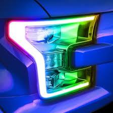neon lights for trucks automotive led lights bars strips halos bulbs custom light kits