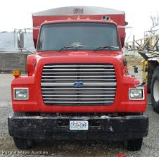 1995 ford l9000 seed tender truck item bh9268 sold apri