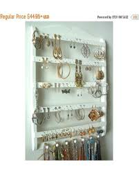 jewelry holder necklace images Fall sale on sale jewelry holder earring organizer solid oak