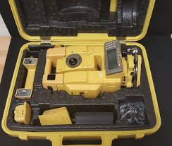 used topcon gpt 8003a robotic reflectorless solo surveying system