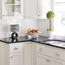 Kitchen Kitchen Backsplash Ideas Black Granite by White Subway Tile Backsplash Ideas Kitchen Pictures Smith Design