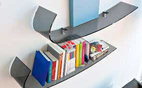 Wall Bookshelves by 7 Attractively Unique Modern Wall Bookshelves Bookshelvesdesign Com