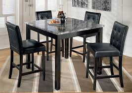 cheap 5 piece dining room sets furniture exchange maysville square counter height 5 piece dining set