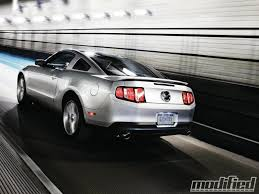 2011 mustang gt performance mods 2011 ford mustang gt of the pony car modified magazine