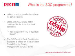 what is service desk service desk certification what is it and why should your service d