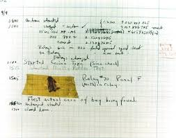 how did the word bug come about in computer programming