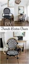 Diy Bistro Table Diy French Bistro Chair So Much Better With Age