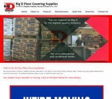 Big D Floor Covering Big D Floor Covering Supplies Company Profile Owler