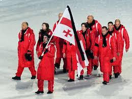 Georgian Flag Georgia Officially Lift Threat Of Sochi 2014 Boycott