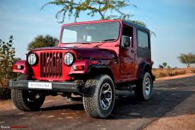 jeep stinger bumper purpose never thought i u0027d buy a mahindra thar my jeep story edit now