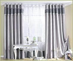 Light Gray Blackout Curtains Captivating Light Gray Blackout Curtains Decor With Light Gray