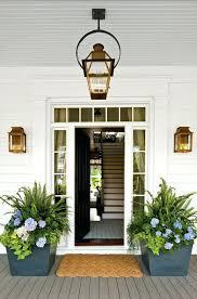 Outdoors Lighting Fixtures Captivating Front Door Lighting Fixture Galleries Front Porch