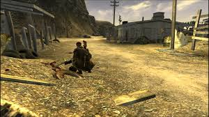 fallout new vegas back in your own backyard youtube