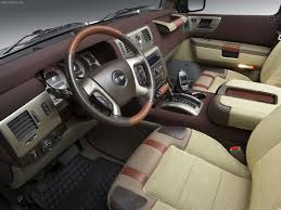 jeep safari concept interior hummer h2 safari concept 2007 pictures information u0026 specs