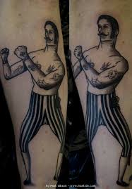 monki do tattoo studio bare knuckle boxer tattoo