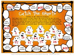 Halloween Sudoku Printable by Fun Games 4 Learning Halloween Math Freebies