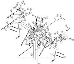 billy goat fm3301 parts diagrams