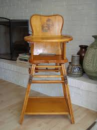high chair converts to table and chair 36 best vintage highchairs images on pinterest baby high chairs