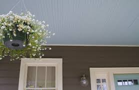 black and white and loved all over a haint blue porch ceiling