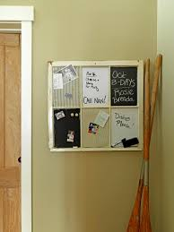 turn a window into a message board how tos diy