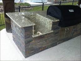 kitchen amazing wood outdoor kitchen plans outdoor bbq island