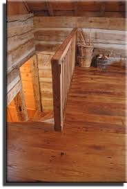 log cabin floors antique wormy chestnut flooring by appalachian woods llc wide
