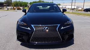 lexus is300 for sale philadelphia 2016 2017 lexus is350 fsport full feature review youtube