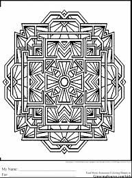unbelievable printable mandala coloring pages adults with free