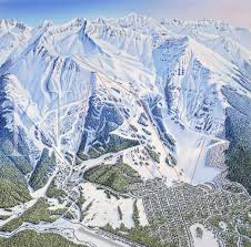 Colorado Ski Map by West Usa Ski Maps Archives James Niehuesjames Niehues