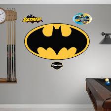 batman fathead logo walmart com