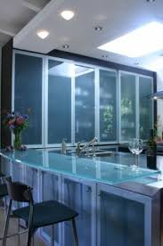 glass countertop kitchen 109 best countertops images on pinterest kitchen countertops