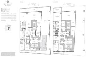 turnberry ocean club new oceanfront condominium in sunny isles turnberry ocean club duplex penthouse floorplan d residence