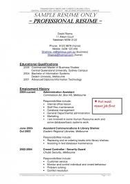 Sample Security Resume by Entry Level Security Guard Resume Sample Samples Of Resumes