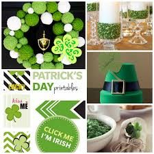 saint patricks day ideas and inspiration h20bungalow