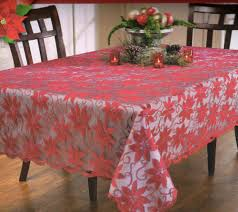 beautiful table cloth design dining room wondrous oblong tablecloth for dining decor ideas