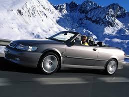 saab convertible blue saab 9 3 convertible aero 1999 2003 saab 9 3 convertible aero 1999