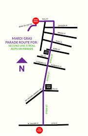 Lake Charles Louisiana Map by Mardi Gras Parades