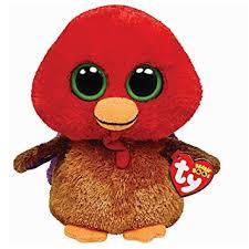 amazon ty beanie boos thankful turkey toys u0026 games