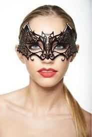 laser cut masquerade masks bat masquerade mask