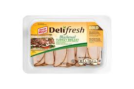 fresh breast deli fresh bold blackened turkey breast kraft recipes