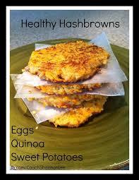 hashbrown grater quinoa sweet potato hashbrowns egg quinoa cooked sweet potato